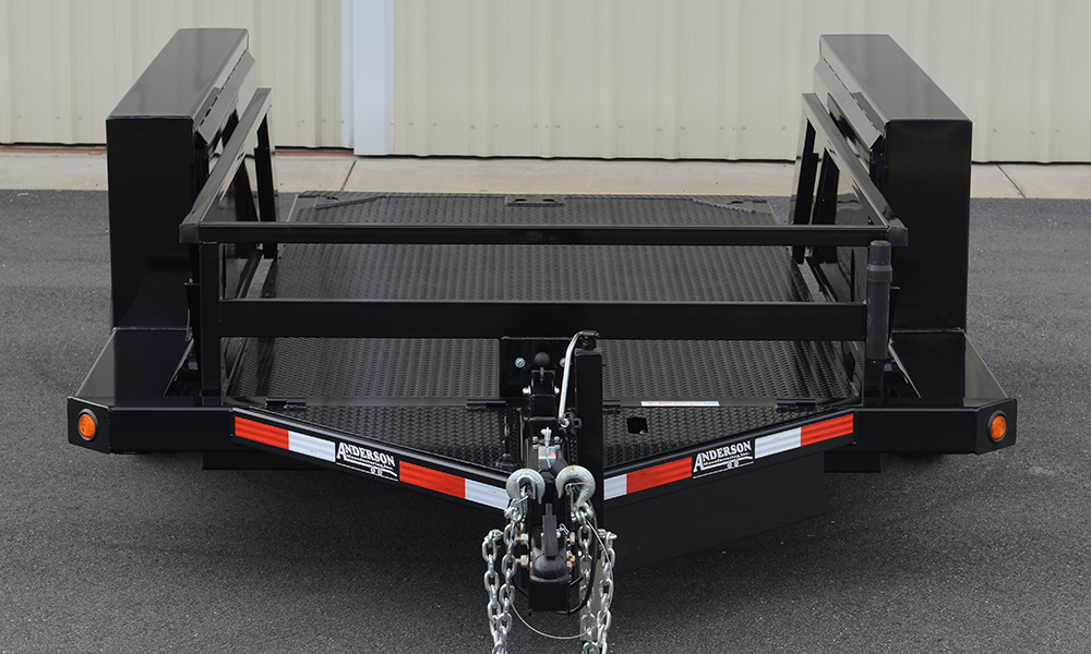 HGL Tandem Drop Deck Trailer