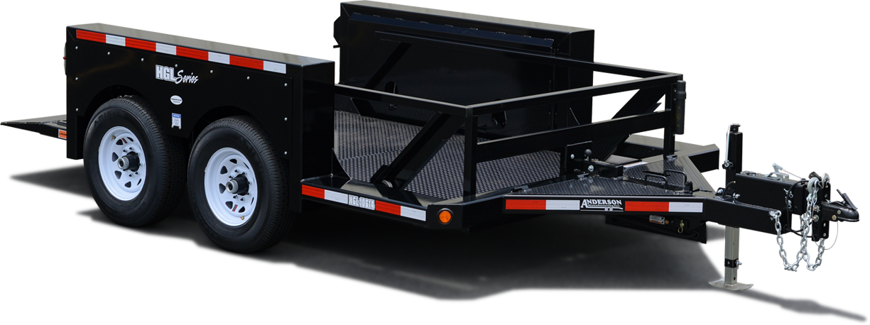 Hydraulic Drop Deck Trailers : Our trailers drop deck depot